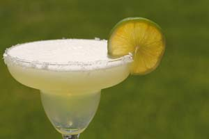 Collection of margarita recipes