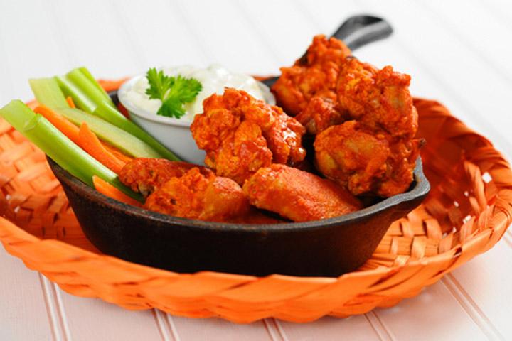 Super Bowl Party Chicken Wing Recipes Cdkitchen