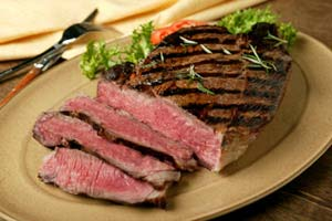Collection of sirloin steak recipes