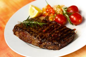 Collection of new york strip steak recipes