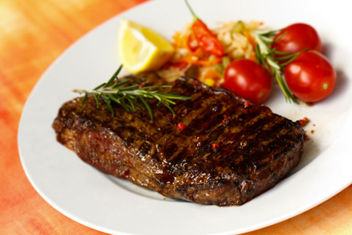 how to fix skirt steak in the oven