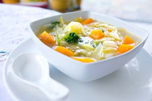 Collection of cabbage soup recipes