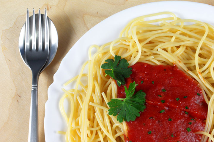 how to make spaghetti without meat