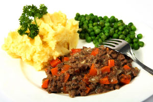 Collection of ground beef and potatoes recipes