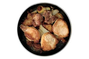 Collection of pork chop casserole recipes