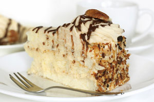 Collection of pecan cake recipes