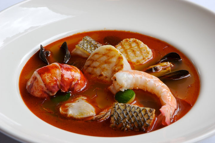 Seafood Soup Recipes - CDKitchen