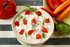 Collection of cream cheese dip recipes