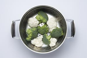 Collection of broccoli and cauliflower recipes