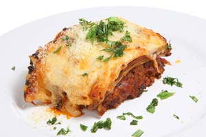Collection of lasagna recipes