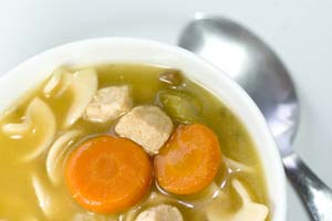 Collection of turkey soup recipes