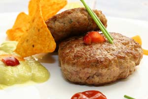 Collection of stuffed burgers recipes