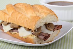 Collection of french dip sandwich recipes