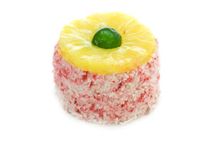 Collection of pineapple cake recipes