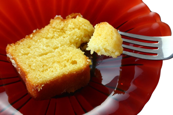 From Scratch Yellow Cake Recipe Cdkitchen Com