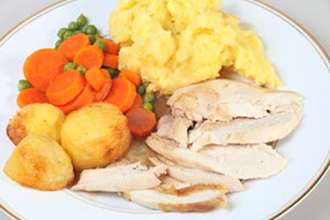 Collection of chicken breasts with potatoes recipes