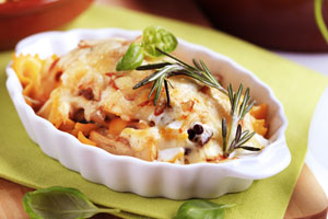 Collection of crab casserole recipes