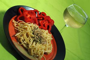 Collection of linguine recipes