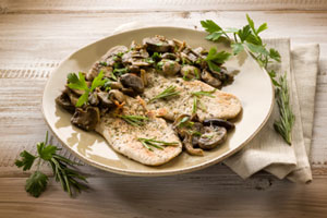 Collection of turkey scallopini recipes