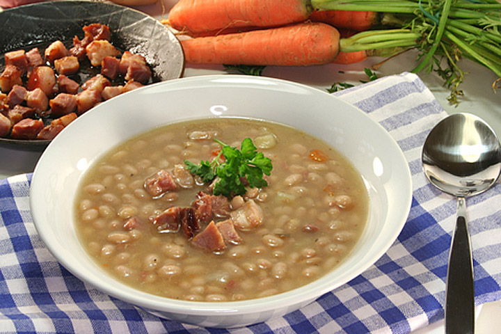 Navy Bean Soup Recipes Cdkitchen
