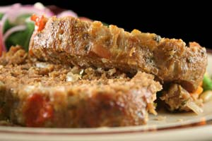 Collection of meatloaf recipes