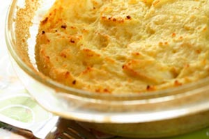 Collection of mashed potato casserole recipes