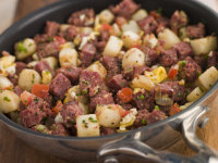 corned beef hash recipes