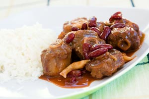 Collection of oxtail recipes