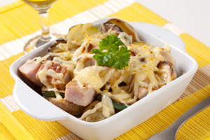 Collection of dinner casserole recipes