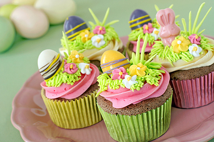 Cupcake Decorating Competition Ideas