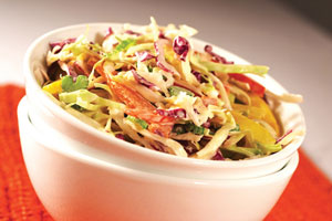 Collection of coleslaw recipes