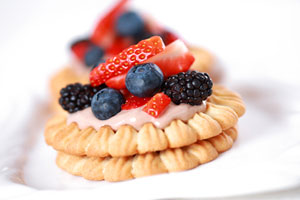 Collection of fruit cookie recipes