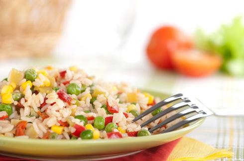 Rice... is nice!