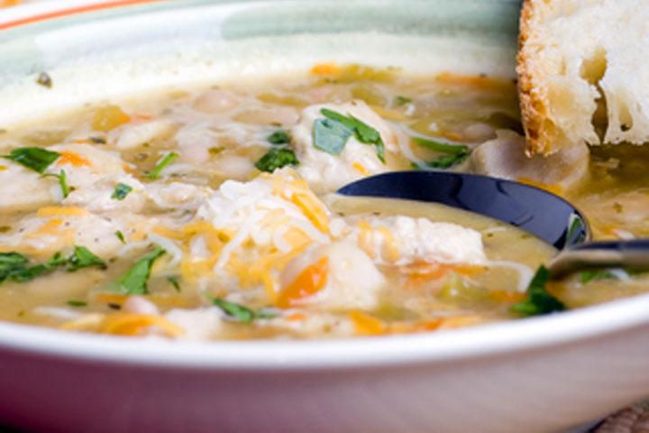 White Chili Recipes Cdkitchen