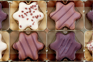 Collection of cookies by flavor recipes