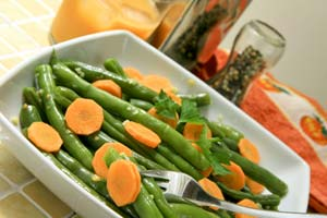 Collection of green bean recipes