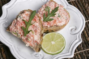 Collection of seafood dip recipes