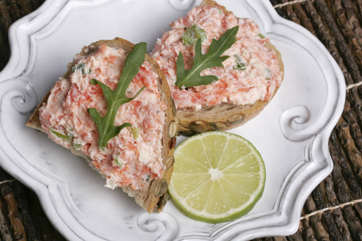 Seafood and fish dip recipes cdkitchen for Fish dip recipe
