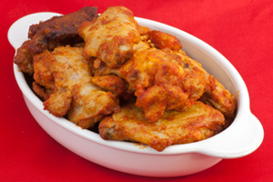 Collection of crock pot chicken wings recipes