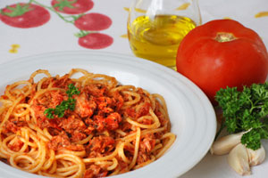 Collection of crock pot pasta recipes