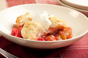 Collection of crock pot dessert recipes