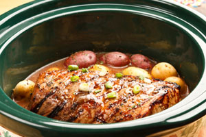 Collection of crock pot dinner recipes