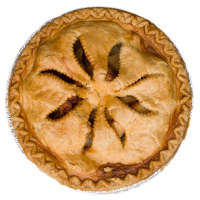 Recipes for pies and pie crusts