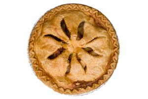 Collection of pie recipes