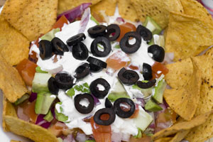 Collection of crock pot mexican dip recipes
