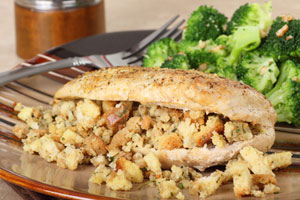 Collection of crock pot chicken and stuffing recipes