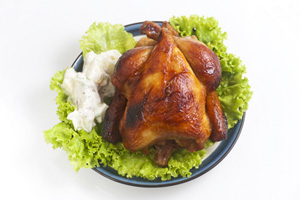 Collection of crock pot whole chicken recipes