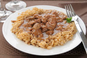 Collection of crock pot beef tips recipes