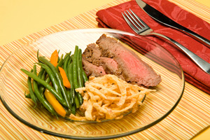 Collection of crock pot flank steak recipes