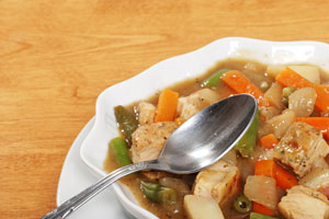 Collection of crock pot chicken stew recipes